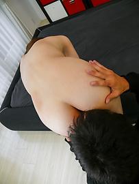 Arisa Kuroki - Busty MILF Arisa Kuroki gives asian blowjobs and rides cock - Picture 3