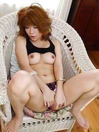 Junna Hara - ร้อนมือสมัครเล่น masturbates เอเชียนะฮารา -  4 รูปภาพ