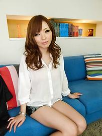 Megu Kamijo - Megu Kamijo gets asian cumshots on her big boobs - Picture 2