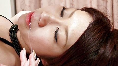 Asian blowjob by adorableFuuka Takanashi