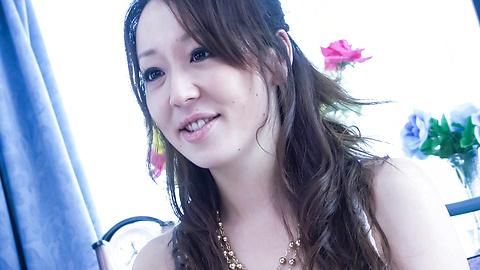 舞織瑠姫 - ゴージャスボディに中出しファック - Picture 1