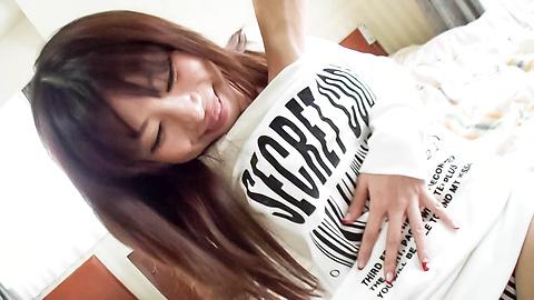 Asari Shirahama - Asari Shirahama in a sensual and steamy hardcore action - Picture 3