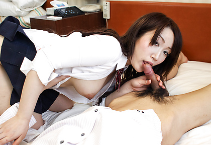 Shizuku Morino fucks in hot Asian amateur video