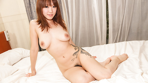 Asami Uemura - Big tittted Asami Uemura fucked after an asian blow job - Picture 10