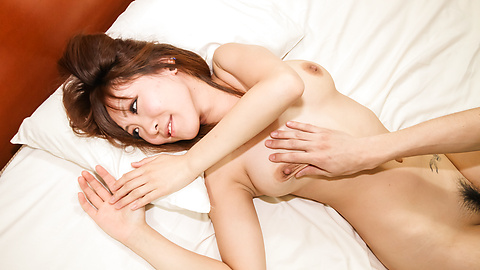 Asami Uemura - Big tittted Asami Uemura fucked after an asian blow job - Picture 9
