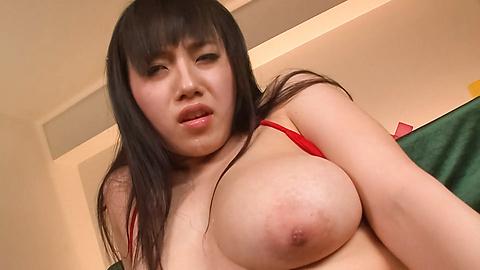 Azusa Nagasawa - ดูซึนางาซาว่าสำเร็จความใคร่ของเธอได้รับ cum ใบหน้าเอเชีย -  1 รูปภาพ