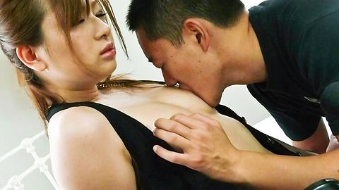 Yukina Momose - Yukina Momose歡迎她緊VAG硬啄木鳥 - 圖片4