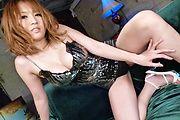 Sexy Yuki Touma having impressive hardcore sex Photo 2