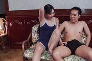 Top Japanese blowjob along sweet assYui Kasugano Photo 7