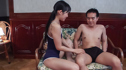 Yui Kasugano - Yui Kasugano Asian blowjobs and pure sex on cam  - Picture 6
