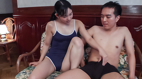 Yui Kasugano - Yui Kasugano Asian blowjobs and pure sex on cam  - Picture 8