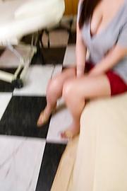 Chinatsu Kurusu - Chinatsu Kurusu gives an asian blowjob and fucks in group sex - Picture 2