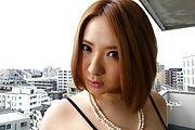 Big Breasted Alice Ozawa Fucked Hard In A Threesome Photo 5
