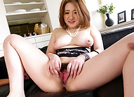 Big Breasted Alice Ozawa Fucked Hard In A Threesome
