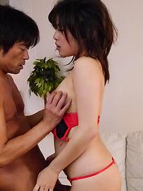 水沢杏香 - フェラ大好き!精子大好き!美少女水沢杏香 - Picture 12