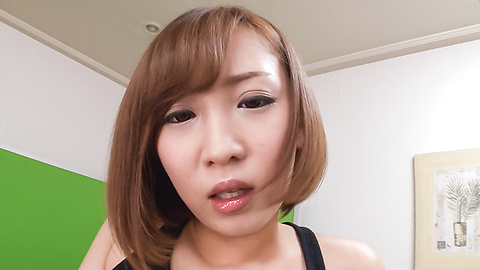 Mei Mizuhara - เมย์ มิสุฮาระ เอเชีย blowjob ในมารยาทยอดเยี่ยม -  3 รูปภาพ