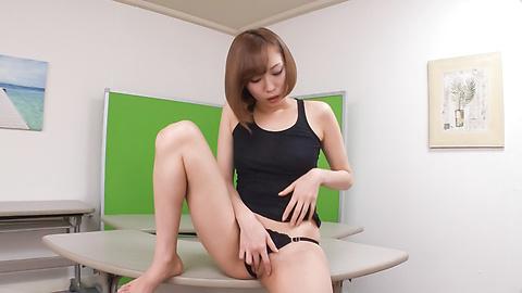 Mei Mizuhara - เมย์ มิสุฮาระ เอเชีย blowjob ในมารยาทยอดเยี่ยม -  4 รูปภาพ