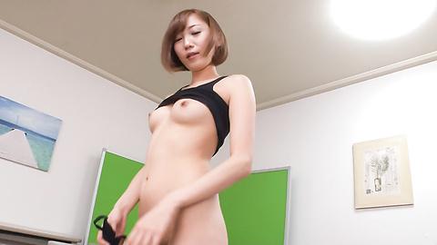 Mei Mizuhara - เมย์ มิสุฮาระ เอเชีย blowjob ในมารยาทยอดเยี่ยม -  8 รูปภาพ