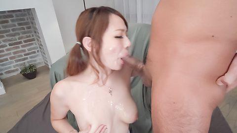 肉棒マニアの豪快フェラ~音羽レオン