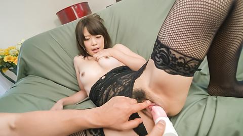 Yura Kurokawa - Japanese maturbate video withYura Kurokawa - Picture 12