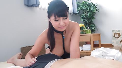 Yu Shinohara - BustyYu Shinohara amazes with POV Asian blow job - Picture 12