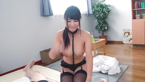 Yu Shinohara - BustyYu Shinohara amazes with POV Asian blow job - Picture 2