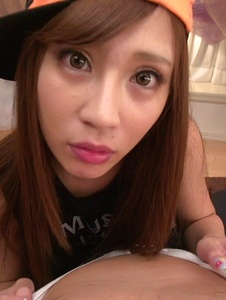 Anna Anjo - Anna Anjo Japanese blowjob in POV scenes - Screenshot 7