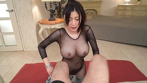 Miho Ichiki - Stunning POV Asian blow job withMiho Ichiki - Picture 8
