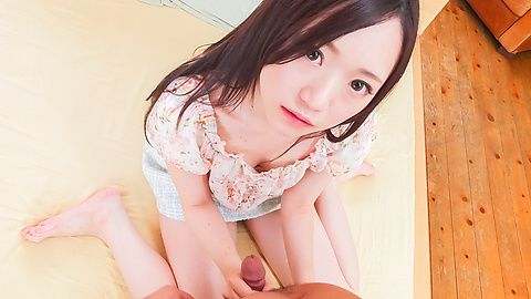 Mao Sena - Asian creampie porn scenes along brunette Mao Sena - Picture 10