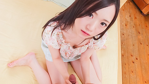 Mao Sena - Asian creampie porn scenes along brunette Mao Sena - Picture 11