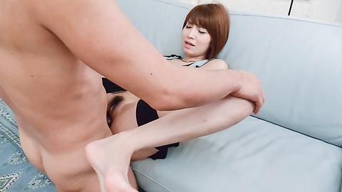 Risa Mizuki - Perfect Asian creampie videos with Risa Mizuki - Picture 4