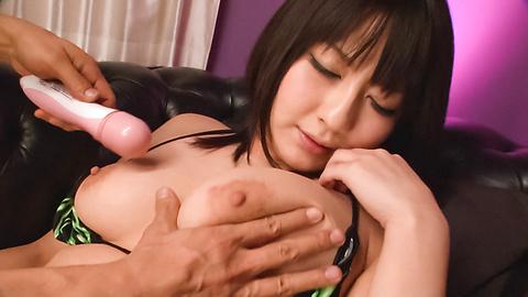 Megumi Haruka - วัยรุ่นเอเชีย Dildo เพศมี Megumi ฮารุกะ คัมมิ่ง ดัง -  4 รูปภาพ
