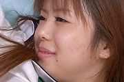 Teen Noriko Kago Has Her Hairy Pussy Creampied Photo 10