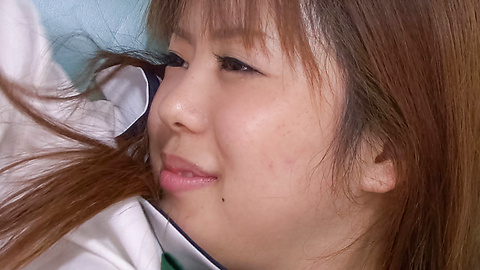 Noriko Kago - Sayang remaja Asia yang lucu dan horny Noriko Kago fondled dan hard fucked - gambar 10