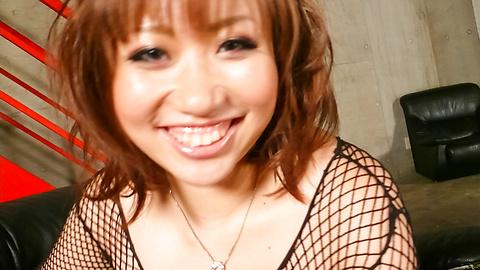 Neiro Suzuka - Neiro Suzuka cums keras dalam video masturbasi asian - gambar 12