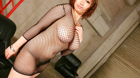 Neiro Suzuka - Neiro Suzuka cums keras dalam video masturbasi asian - gambar 7