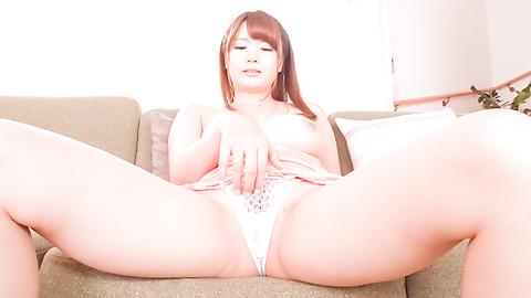 Yui Nishikawa - Yui Nishikawa superb Japanese blow job in POV  - Picture 5