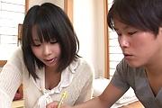 Asian gangbang in strong scenes with young Mikan Kururugi Photo 2