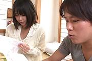 Asian gangbang in strong scenes with young Mikan Kururugi Photo 3