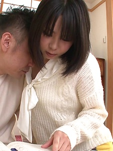 Mikan Kururugi - Smashing Mikan Kururugi Japanese blow job and sex  - Screenshot 11