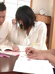 Mikan Kururugi - Smashing Mikan Kururugi Japanese blow job and sex  - Screenshot 1