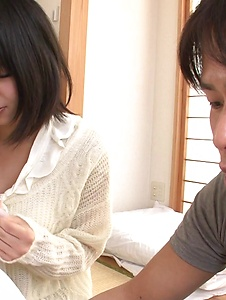 Mikan Kururugi - Smashing Mikan Kururugi Japanese blow job and sex  - Screenshot 3