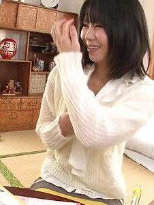 Mikan Kururugi - Smashing Mikan Kururugi Japanese blow job and sex  - Screenshot 7