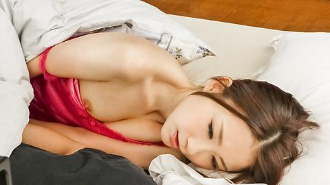 秋元まゆ花 - モーニングフェラ 愛花沙也(秋元まゆ花) - Picture 8