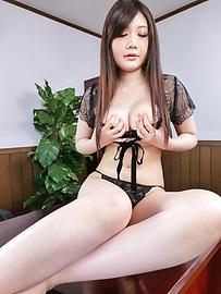立川理恵 - 肉棒懇願バキュームフェラ 立川理恵 - Picture 1