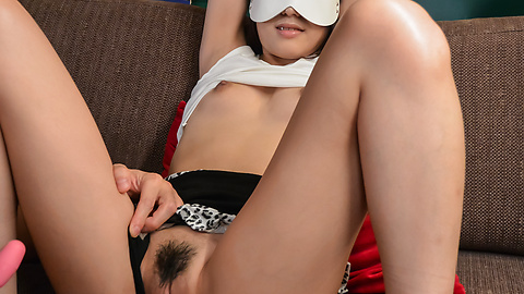 Yume Aoi - Yume Aoi amazes in raw Japanese masturbation show  - Picture 10