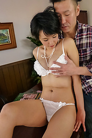 Sakura Aida - Japan blowjob with amazing babe Sakura Aida  - Picture 3
