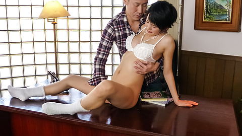 Sakura Aida - Japan blowjob with amazing babe Sakura Aida  - Picture 9