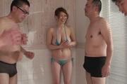 Asian blow job in advance to harsh sex withSuzuna Komiya Photo 1