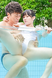 Yui Kasugano - Japanese creampie outdoor adventure with Yui Kasugano  - Picture 10